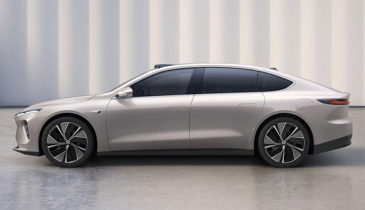 Der neue Nio ET7 - bekommt Tesla Konkurrenz?