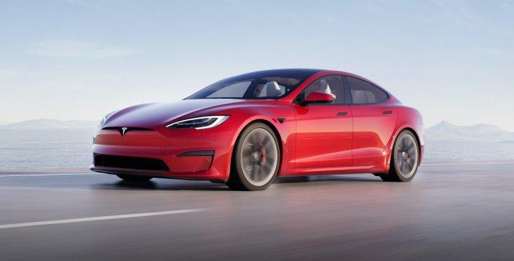 Umfangreiches Update für das Tesla Model S