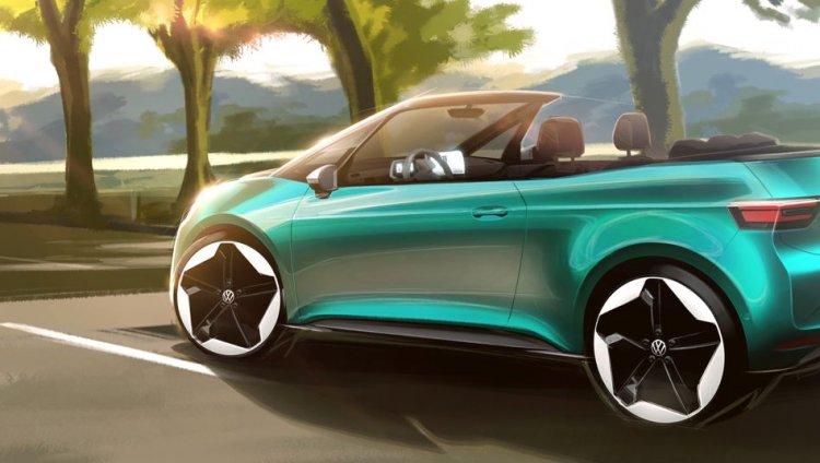 Kommt ein cooles Elektro-Cabrio von Volkswagen?