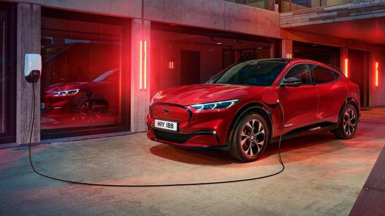 Ford elektrisiert den Mustang