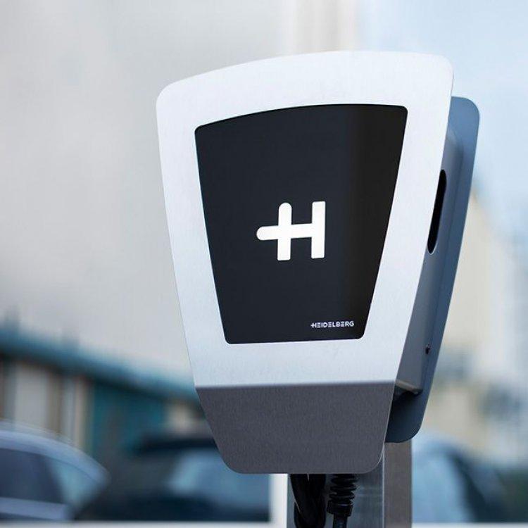 Heidelberg Energy Control Wallbox