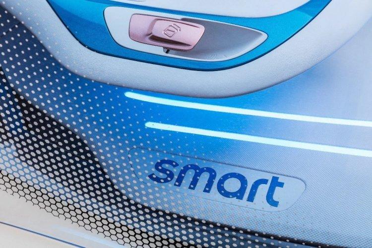 Arbeitet Smart an einem neuen SUV mit Akku?