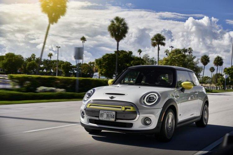 Mini wird zukünftig zur reinen Marke für Elektroautos