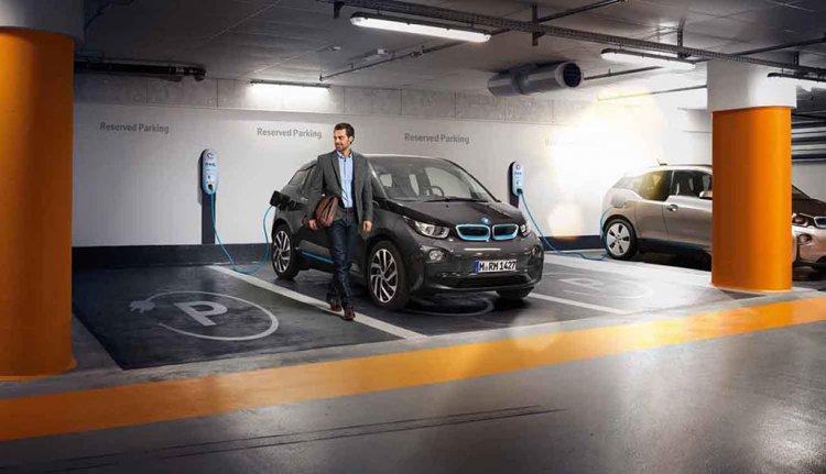 Versicherer attestieren Elektroautos kein erhöhtes Brandrisiko auf Stellplätzen in Tiefgaragen