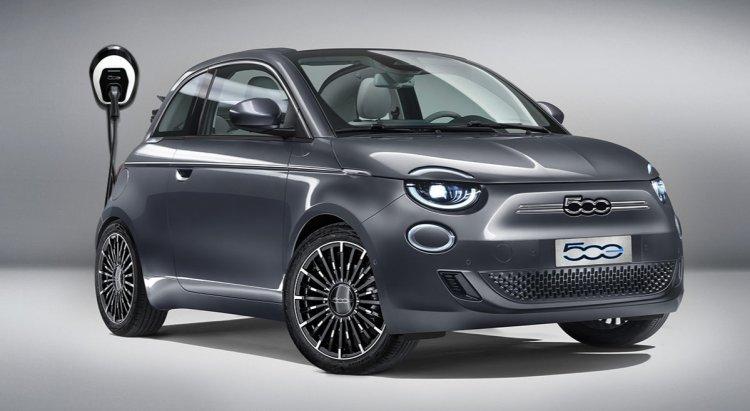 Bonuspunkte durch elektrisches Fahren mit dem Fiat 500e