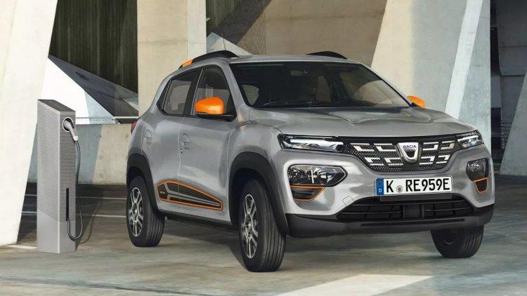 Der Spring Electric ist das erste Elektroauto von Dacia