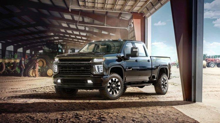Chevrolet Silverado wird nächstes E-Fahrzeug von GM