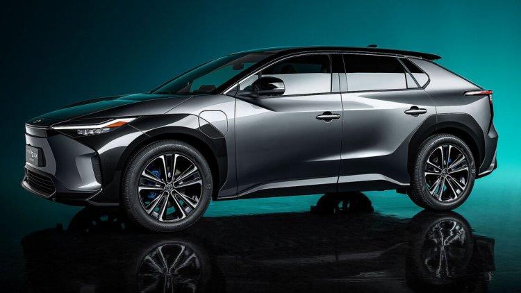 Toyota präsentiert ein neues Elektro-Konzept: Beyond Zero - bZ4X