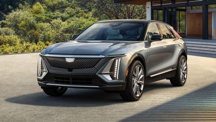 Akkubetriebener Crossover aus den USA von Cadillac – Cadillac Lyriq ab 2022 sogar in Europa