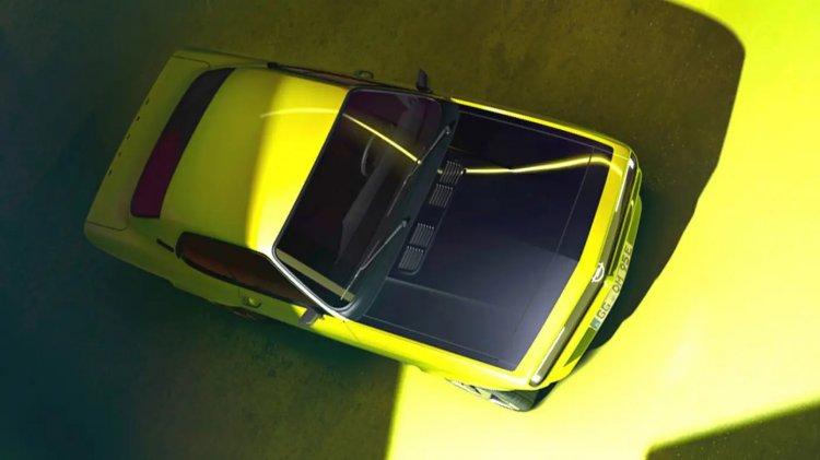 Vorhang auf für den Manta GSe ElektroMOD von Opel