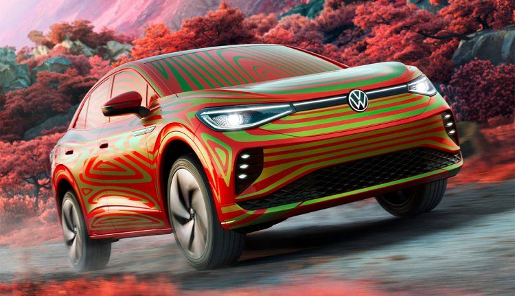 Volkswagen erweitert seine ID.-Reihe um den Volkswagen ID.5 GTX