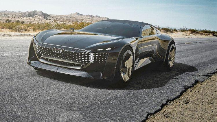 Audi zeigt den skysphere concept als beeindruckendes Konzeptfahrzeug