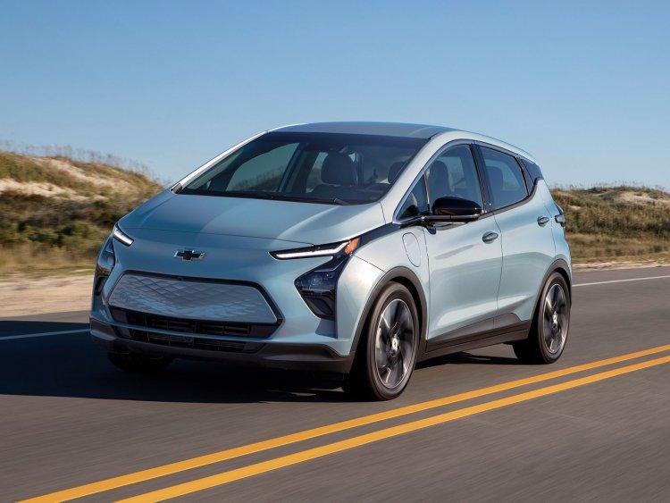 Kosten für Rückruf des Chevrolet Bolt steigen auf eine Milliarde US-Dollar