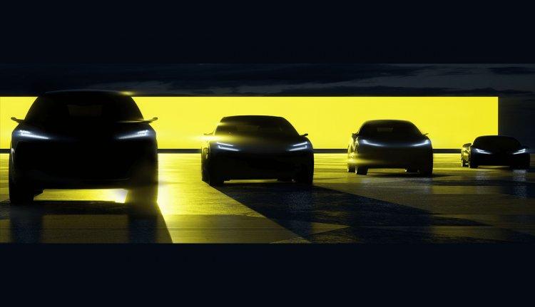 Lotus kommt mit neuen Elektroautos zurück