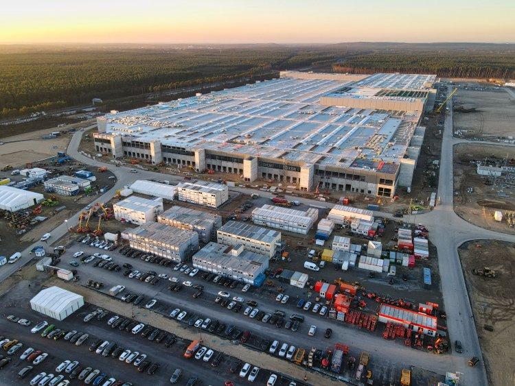 Genehmigungen für neue Tesla Gigafactory in Berlin nur noch Formsache?